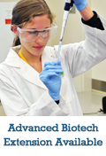 Advanced Biotech Extension Avaiable